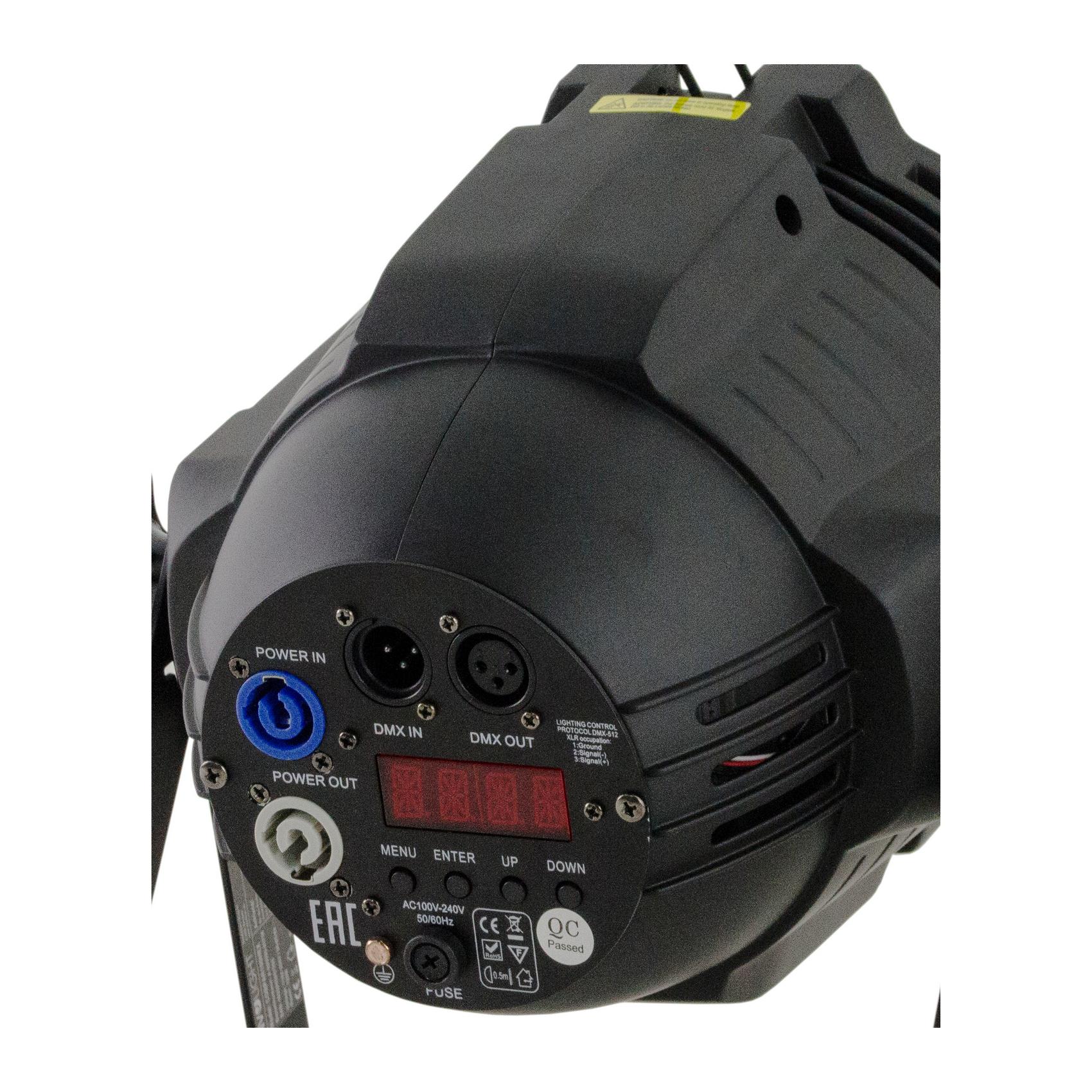 Прожектор светодиодный rgb 100вт 2 фотография