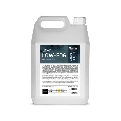 MARTIN JEM Low-Fog, High Density 5L